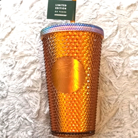 50th Anniversary Limited Edition Starbucks Cup